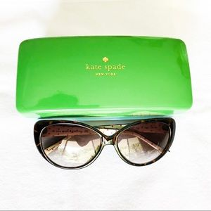 Kate Spade Cat Eye Adella Sunglasses